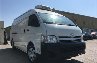 For sale Toyota hiace high roof chiller van thermoking...