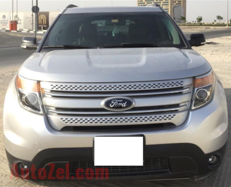Ford Explorer XL 2014