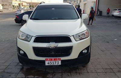 Chevrolet Captiva model 2012 Perfect inside and outside...
