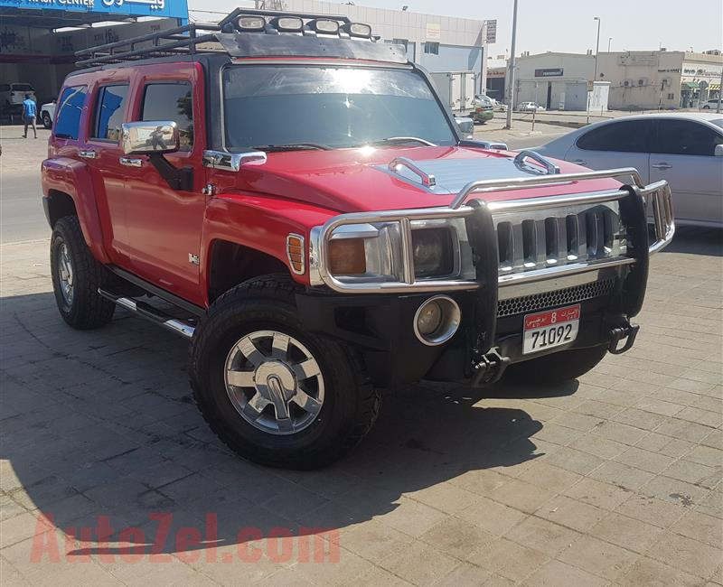 hummer h3 Model 2007 excellent inside and out engine filter  has been modified  Sport