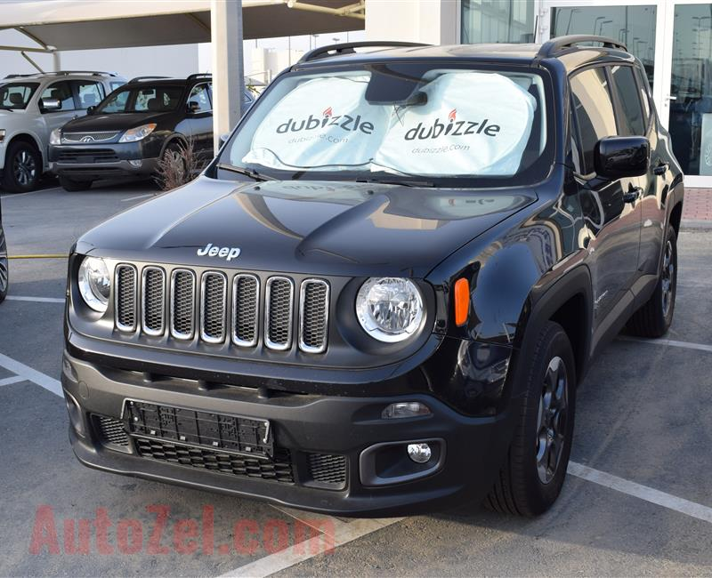 jeep RENEGDE