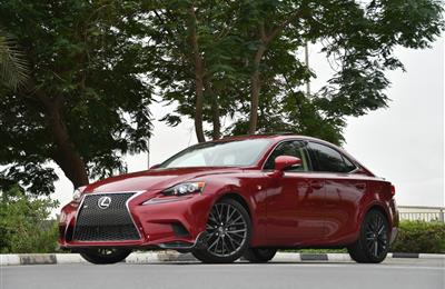 2015 Lexus IS-F 2015 - AMERICAN SPECS - FREE REGISTRATION...