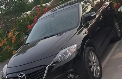 MAZDA CX9 UPGRADE TO 2014