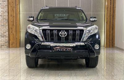 TOYOTA PRADO VXR//2014 BLACK (36000KM) ONLY!!! GCC FULL...
