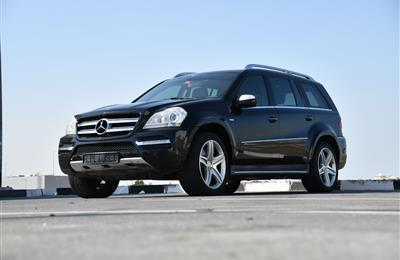 Mercedes GL-450 AMG -2010 Fabulous Condition