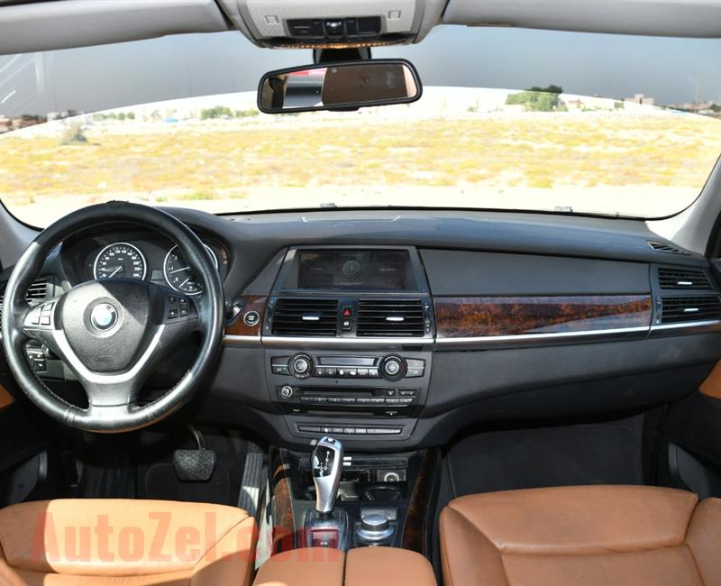 BMW X5 -4.8 -2009 Fabulous Condition