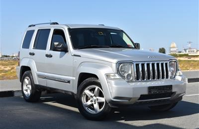 Jeep Cheroky-2011 Full option Great Condition