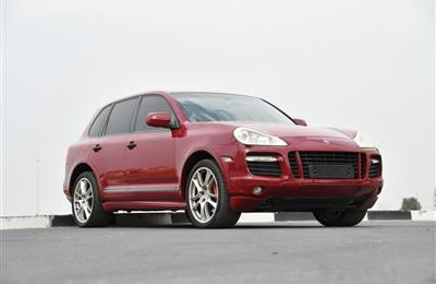 Porsche Cayenne GTS -2009 Single owner Low km