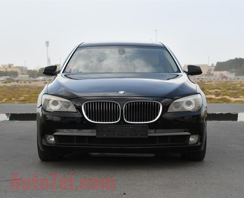 BMW740 - 2010 Full option Great Condition