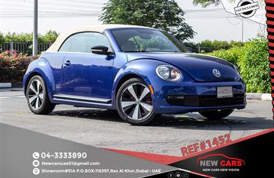 VOLKSWAGEN BEETLE- 2013- ASSIST AND FACILITY IN DOWN...