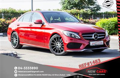 MERCEDES-BENZ C200- 2016-ASSIST AND FACILITY IN DOWN...