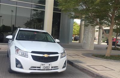 Cruze LT 2014 personal car , with no spend