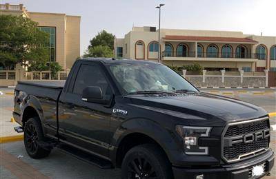 FordF-150 2017 sport in excellent condition