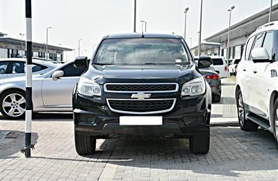 CHEVROLET TRAILBLAZER VVT MODEL 2013 -BLACK - 300,000 KM -...