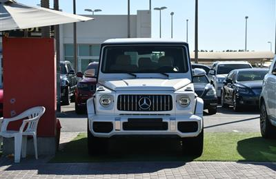 MERCEDES-BENZ G55- 2006- WHITE- 321 000 KM- GCC SPECS
