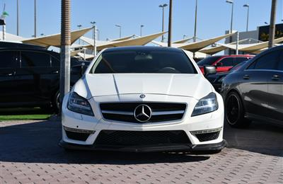 MERCEDES-BENZ CLS55 KIT 63- 2013- WHITE- 200 000 MILES-...