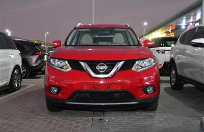 NISSAN XTRAIL 2.5 MODEL 2016 - RED - 114,000 KM -  V4 -...