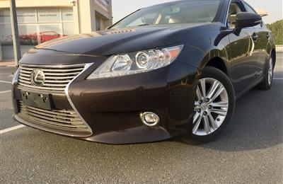 Lexus Es350 2015 Apply now