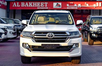 Toyota Land Cruiser GX.R V8 Grand Touring