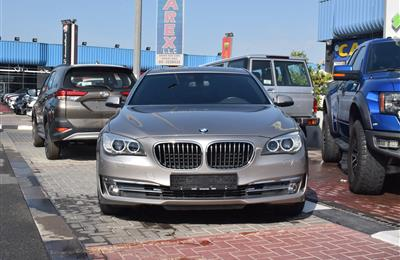 BMW 2015- GOLD- 85 000 KM- GCC SPECS