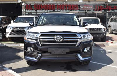 TOYOTA LAND CRUISER VXE- 2020- BLACK- GCC SPECS