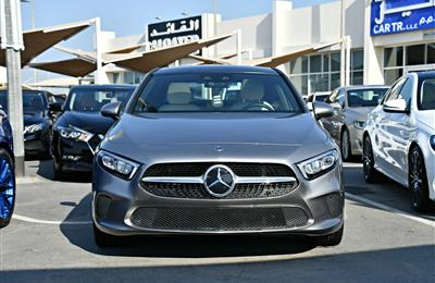 MERCEDES BENZ A220 MODEL 2019 - SILVER - 1600 MILES - CAR...