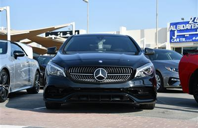 MERCEDES BENZ CLA 45  MODEL 2016 - BLACK - 42,000MILES -...