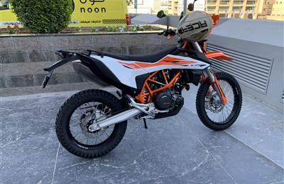 2019 KTM 690 Enduro R - Like New - Only 1300 KMs