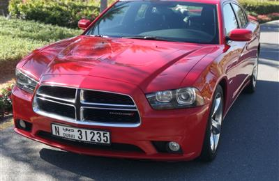 Dodge charger RT 8 silnder MODIL 2014 GCC