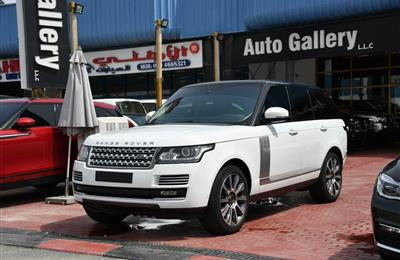 Land Rover Range Rover Vogue HSE 2014 GCC