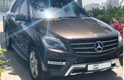 Mercedes Ml 350 blue efficiency full option