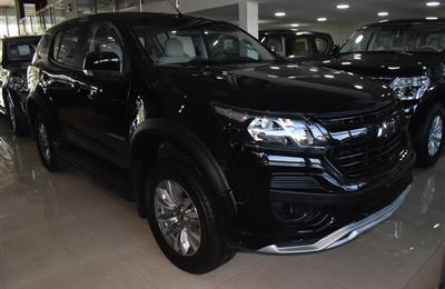 CHEVROLET TRAILBLAZER 3.6- 2019- BLACK- GCC SPECS