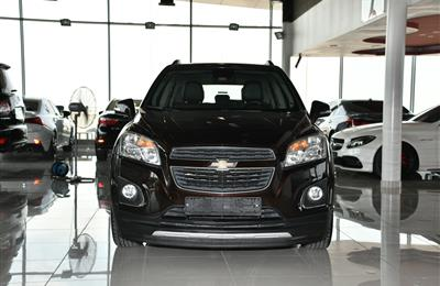 CHEVROLET TRAX LTZ- 2015- BROWN- 113 000 KM- GCC, FULL...