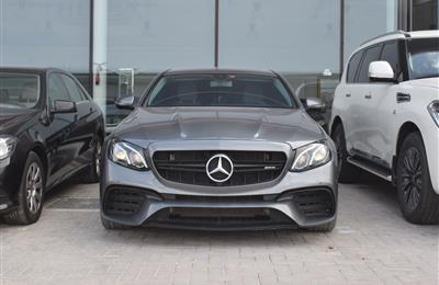 MERCEDES BENZ E300 MODEL 2017 - GREY - V6 - CAR SPECS IS...