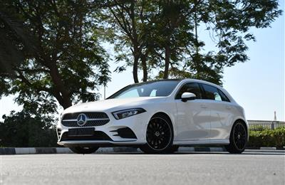 2019 Mercedes-Benz A 250 2019 - 5 YEARS WARRANTY - SERVICE...