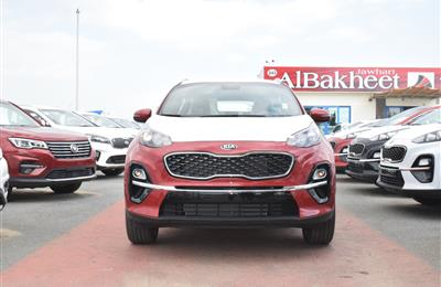 BRAND NEW KIA SPORTAGE- 2020- RED- PLS CALL FOR THE PRICE