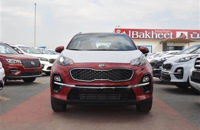 NEW KIA SPORTAGE- 2020- RED- KOREAN SPECS- CALL FOR THE...