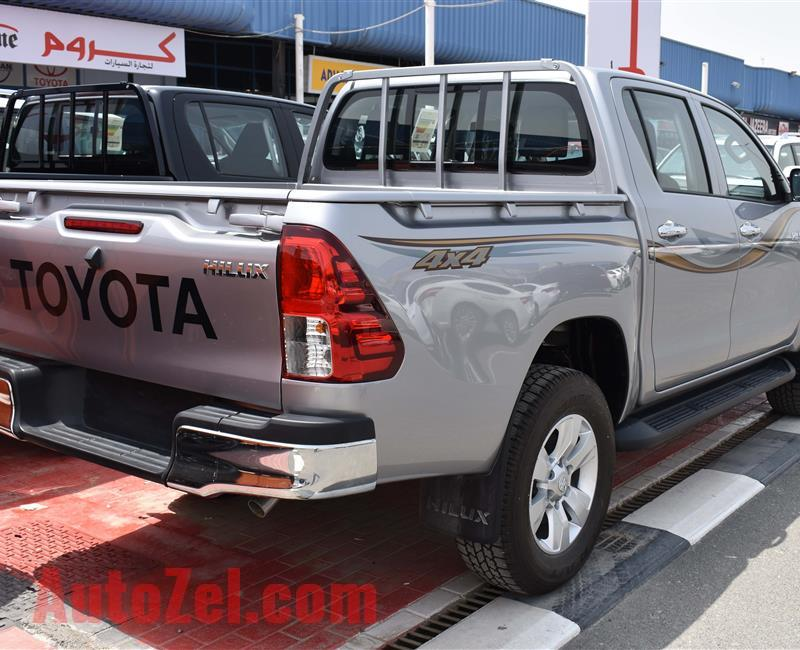 BRAND NEW- TOYOTA HILUX 2017 (PICK-UP)