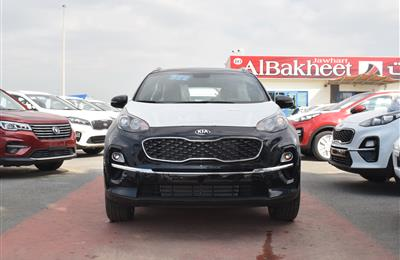 BRAND KIA SPORTAGE- 2020- BLACK- KOREAN SPECS- CALL FOR...