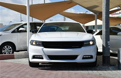 DODGE CHARGER MODEL 2016 - WHITE - 74,000 KM - V6 - CAR...