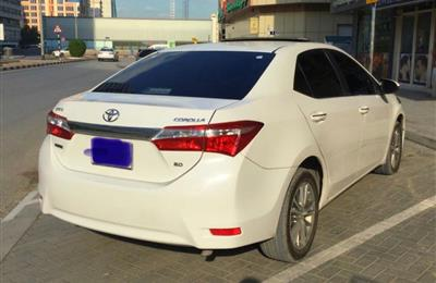 toyota corolla 2.0 limited 2015