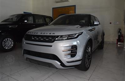 BRAND NEW RANGE ROVER EVOQUE- 2020- GRAY- GCC SPECS