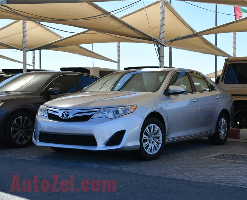 TOYOTA CAMRY LE MODEL 2014 - SILVER - 64.000 MILES - V4 - CAR SPECS IS AMERICAN
