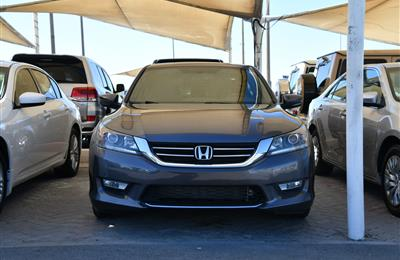 HONDA ACCORD MODEL 2015 - GREY - 137,000 MILES - V4 - CAR...