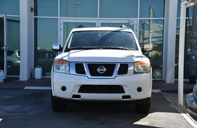 NISSAN ARMADA MODEL 2010 - WHITE - 141000 KM - V8 - CAR...