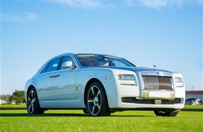 ROLLS ROYCE GHOST 2014 G.C.C SPEC'S, IN IMMACULATE...