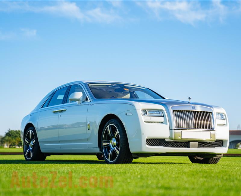 ROLLS ROYCE GHOST 2014 G.C.C SPEC'S, IN IMMACULATE CONDITION
