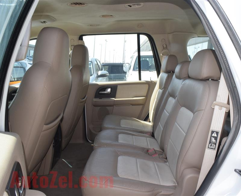 FORD EXPEDITION- 2003- WHITE- 300 000 KM- GCC SPECS