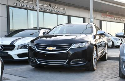 CHEVROLET IMPALA MODEL 2015 - BLACK - 75,000 KM - V6 - GCC...