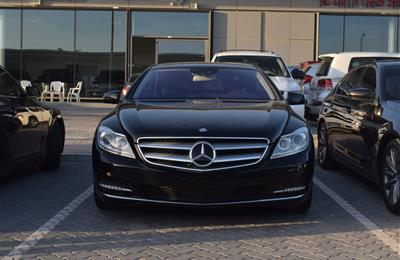 MERCEDES-BENZ CL55- 2014- BLACK- 88 000 KM- GERMAN SPECS